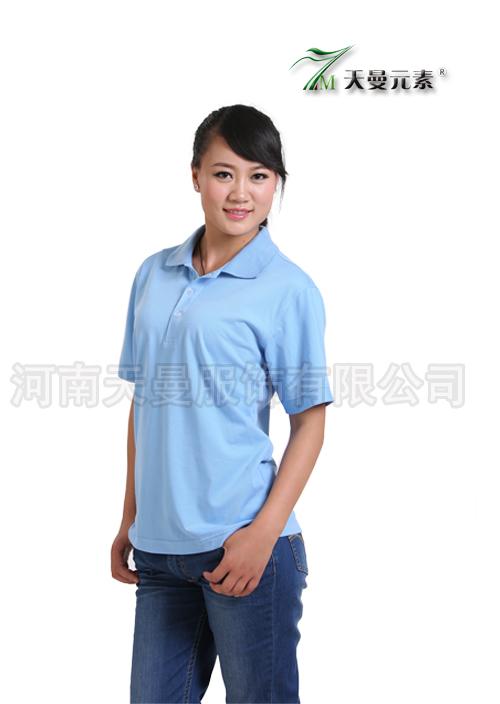 天曼广告T恤衫TMYSTX-006-1