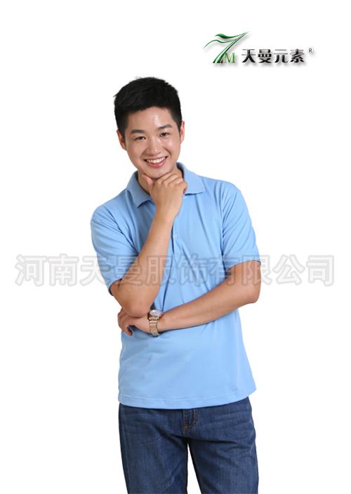 天曼广告T恤衫TMYSTX-006-2