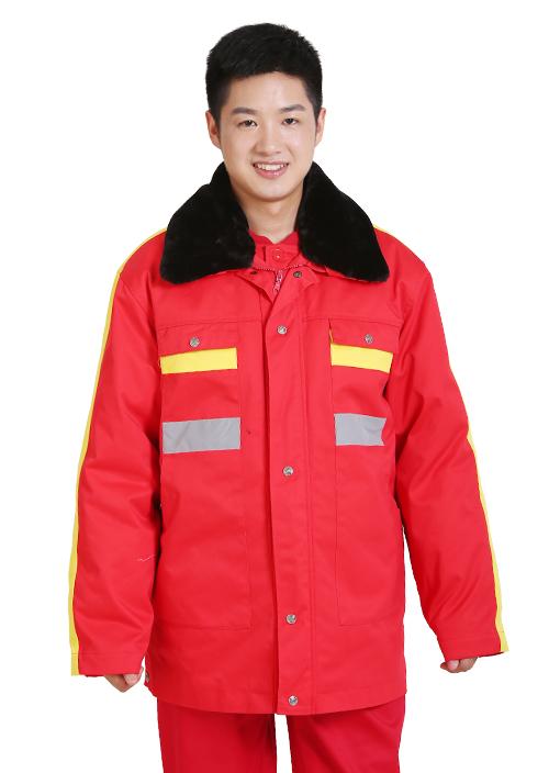 冬季工作服