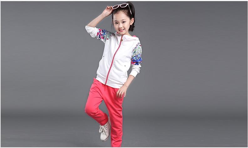 女童装秋季服装