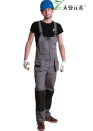 新款纯棉背带裤TMBDK-018