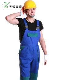油田和石油行业背带裤TMBDK-016