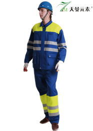 消防工作服阻燃套装TMQMFJD-054