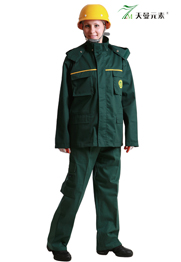 新款绿色夹克工服TMQMCX-0019
