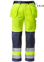 建筑行业反光裤TMMKGZF-007