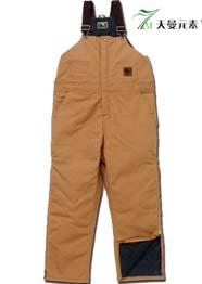 帆布背带裤TMBDK-006