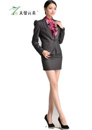 中国银行工装女TMSWZ-058