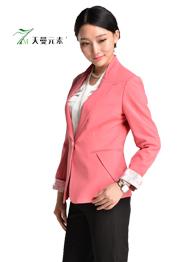 粉色职业小外套TMSWZ-052