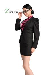 女士小西服黑色TMSWZ-044