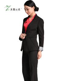 办公室职业装女套装OI时尚TMSWZ-041