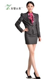 女装气质套裙职业装TMSWZ-036