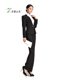 时尚白领工作服套装TMSWZ-022