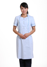 夏天短袖护士服TMHSF-061