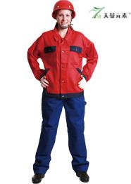 石油工人工服TMQMFJD-007