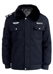 保安服冬装棉服TMBZF-008