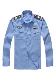 新式保安服衬衣TMBZF-003