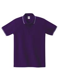 深紫色广告衫TMGGS-025