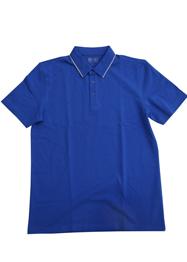 超强弹性平纹短袖POLO衫TMGGS-004