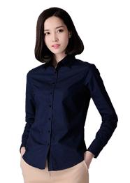 办公室衬衫女士定做TMCS-016