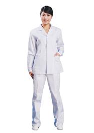 医生服长袖女装yabo2012下载TMHSF-058