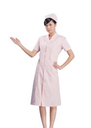护士服短袖女装万博matext客户端TMHSF-046