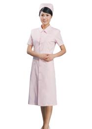护士服夏装短袖加工厂家TMHSF-044