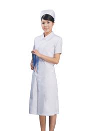 护士服短袖夏装白色TMHSF-041