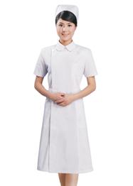 护士服修身大白褂TMHSF-039