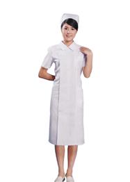 护士服白大褂夏季TMHSF-036