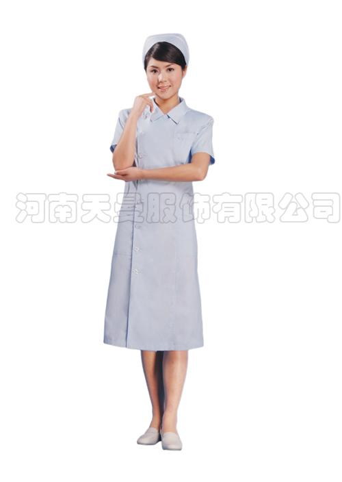 口腔科护士服工装TMHSF-033
