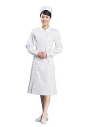 偏襟护士服冬装加厚TMHSF-022
