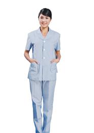 医院护士服套装定做TMHSF-010