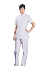 护士服分体套装 夏季TMHSF-009