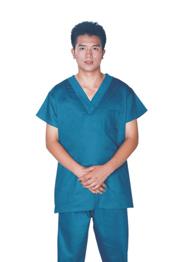 绿色手术服TMSSF-003