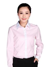 办公室衬衫女士批发TMCS-007
