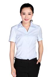 办公室工作服职业衬衫TMCS-005