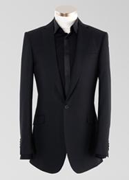 黑色衬衣套装TMSWZ-062