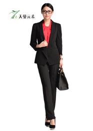 办公室职业装女套装TMSWZ-040