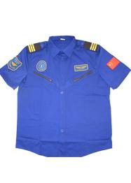 飞行员工作服