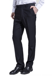 职业男西裤修身版现货MXK1011