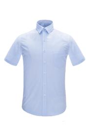 男短袖小领衬衣YMD4504