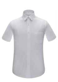 男短袖小领衬衣YMD4503