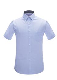 男短袖小领衬衣YMD3501