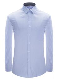 男长袖小领衬衣YM3501