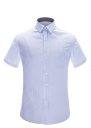 男短袖小领衬衣YMD3006