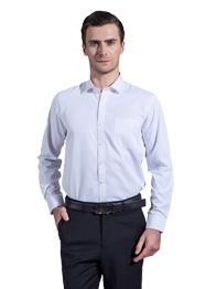 男长袖小领衬衣TM3501
