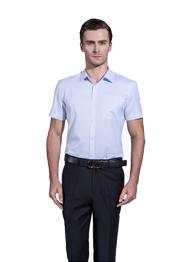 男短袖正装领衬衣GMD6003