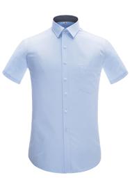 男短袖小领衬衣 YMD4507
