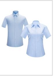 男女短袖衬衣现货YMD4517