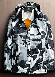 冲锋衣定制卫衣情侣外套工装刺绣三合一印logo可拆卸外卖快递防雨18